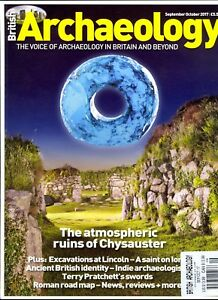 British Archaeology September October 2017 The Atmospheric