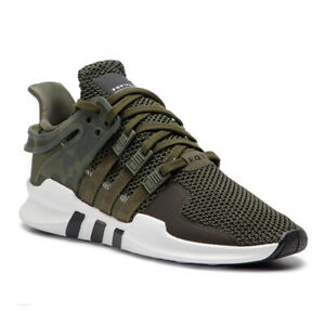 the best attitude 9aa7b db32a Details about ADIDAS MENS ORIGINALS EQT SUPPORT ADV SHOES STYLEB37346 NIGHT  CARGO/WHITE/BLACK
