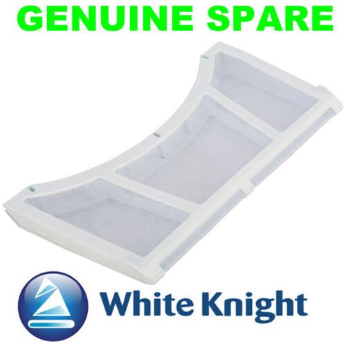 WHITE Knight 727 72AW 767 svnc 76AS 76 ASNC 76C 77AS Asciugatrice FLUFF FILTRO