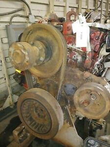 Cummins VTA1710 Diesel Engine, 500KW. Good for Rebuild Only.