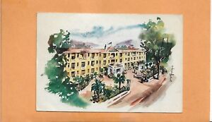 HOTEL-ERMITAGE-NAPOLEON-FRANCE-1950-039-S-VINTAGE-POSTCARD