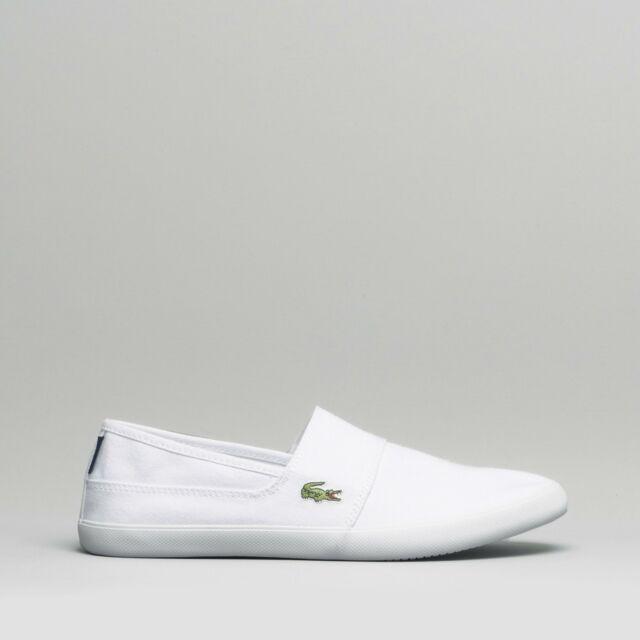Lacoste Mens Shoes Marice BL 2 Cam Slip