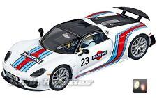 Carrera Digital 132 Porsche 918 Spyder Martini Racing, No. 23 slot car 30698