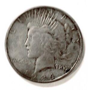 1924-P-Peace-Silver-Dollar