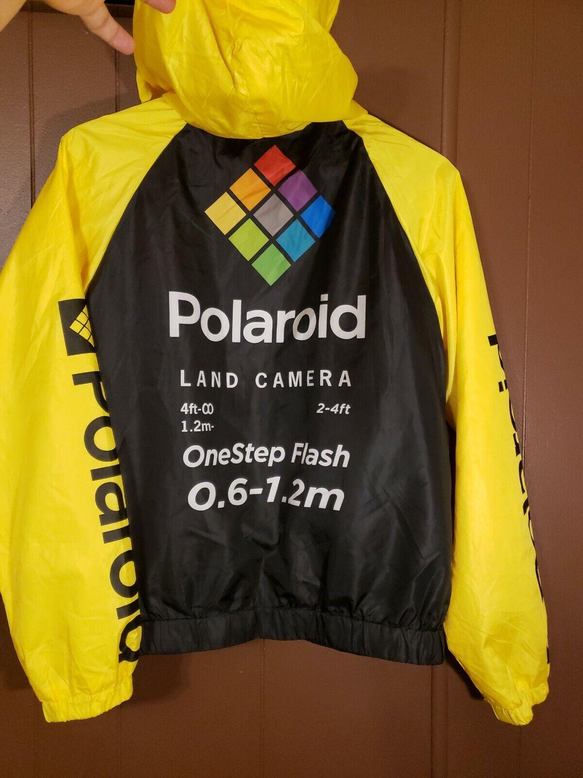 Polaroid Hoodie Sweatshirt sz  L  - image 4