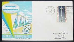 World-of-Commerce-and-Industry-Seattle-World-039-s-Fair-Cachet-US-Cover-Brief-Y-324