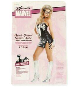 Marvel Women's Costume Spider Girl Daughter of Spider Man Sz 12-14
