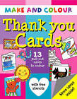 Make and Colour Thank You Cards by Clare Beaton (Paperback, 1999)