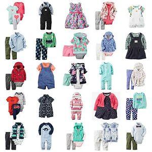 1d947b7b1 NWT $350 Carter's Infant Wholesale Outfit Lot You Choose Size ...