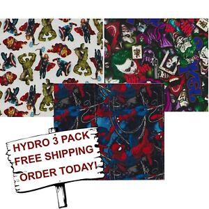 HYDRO DIP HYDROGRAPHIC WATER TRANSFER HYDRO DIPPING FILM COMIC STRIP 1SQ