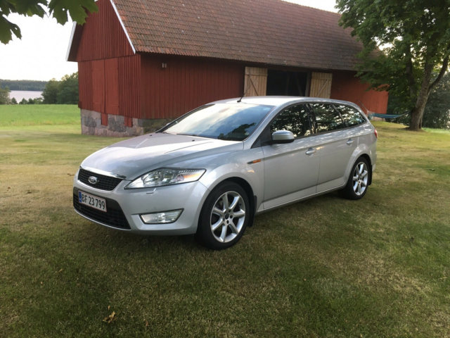 Ford Mondeo, 2,0 TDCi 140 Trend Collection stc., Diesel,…