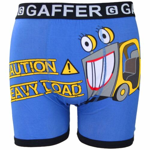 Mens Gaffer Designer Novelty Rude Boxers Trunks Funny Shorts Underwear