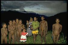 446079 Yali People Membagam A4 Photo Print