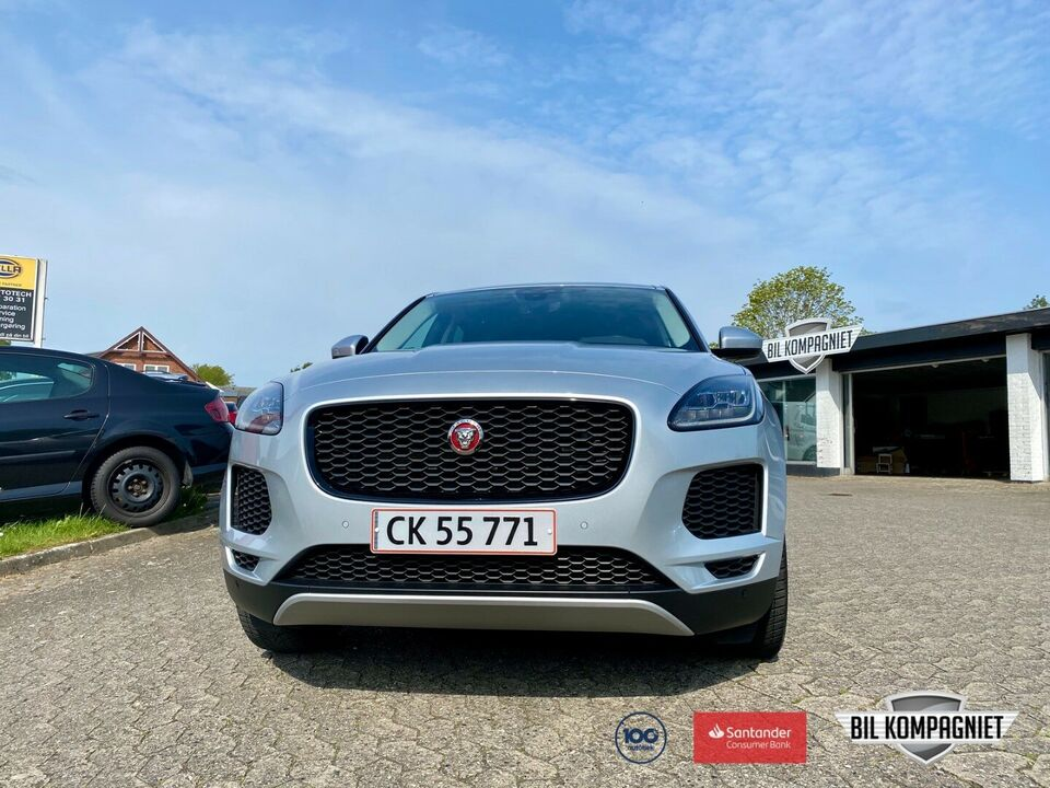 Jaguar E-Pace 2,0 D150 S Diesel modelår 2019 km 12000