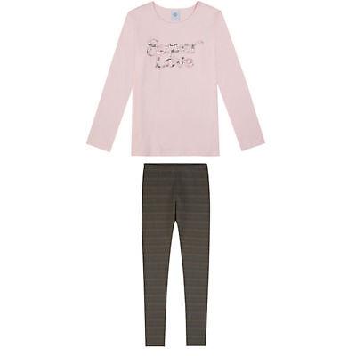 Mauz Nachtwäsche Schlafanzug Zweiteiler lang Jersey Pyjama Kinder Jungen Gr.164