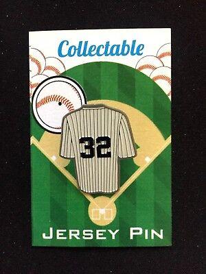 New York Yankees Elston Howard Revers Pin-classic Bronx Bomber Sammelobjekt Klar Und GroßArtig In Der Art Sport