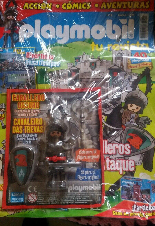 Revista playmobil número 2 nueva nueva nueva sin abrir new última revista bb615c