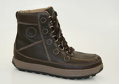 Timberland Mukluk Boots Waterproof Damen Winter Stiefel Schnürschuhe 3508R | eBay