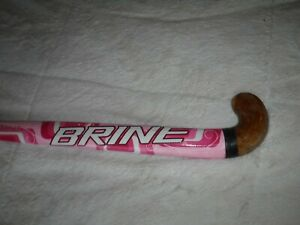 Brine-Field-Hockey-Stick-Pre-Owned-Pink-Taiga-1-0