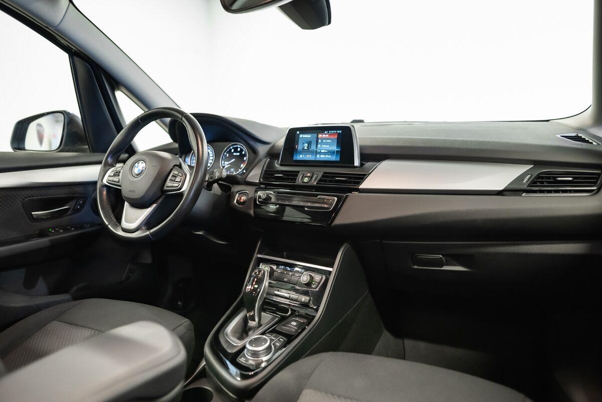 BMW 216d Gran Tourer Advantage aut.