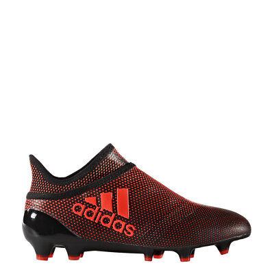 Adidas X 17 + Purespeed Fg Junior Bambini Pyro Storm Pacco NeroRosso[S82452] | eBay