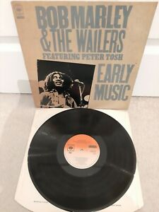 Bob-Marley-amp-The-Wailers-Early-Music-Vinyl-12-034-LP-CBS-31584-1977
