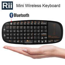 Rii i10 Mini Bluetooth keyboard Touchpad for multimedia Windows Mac OS XP TV