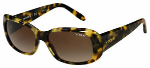 Vogue Sunglasses VO 2606S 260513 55 Tortoise Frame | Brown Gradient Lens