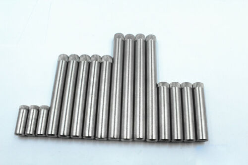 10pcs 6mm-40mm Φ2mm Stainless Steel Shaft Rod Drive for Toy Car Boar Transission