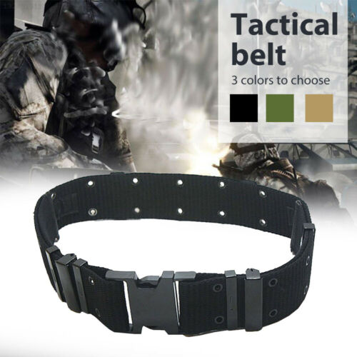 B400 Canvas Belt Work Clothes Mountaineering Practical Waistband