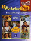Workplace Plus 1 with Grammar Booster: Living and Working in English by Joan M. Saslow, Tim Collins (Audio cassette, 2001)