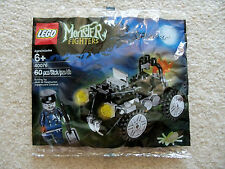 LEGO Monster Fighters - Super Rare Zombie Car (40076) - New & Sealed