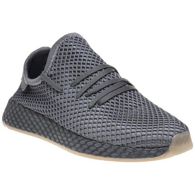2949002e2eb96 adidas Originals Trainers Deerupt Runner Cq2627 Grey US 10.5 for sale  online