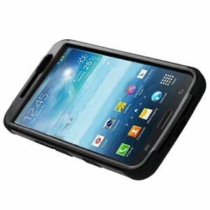 For-Samsung-Galaxy-Mega-6-3-034-GT-I9200-Black-Tuff-Hard-Hybrid-Case-Cover-w-stand