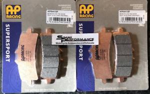 AP Racing Front Brake Pads for Suzuki GSXR 600 750 2011 2012 2014 2015 2017 2018