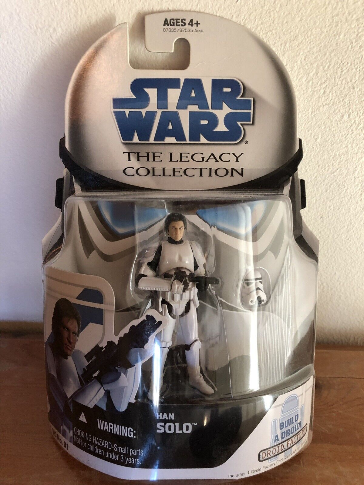 Han Solo Stormtrooper Legacy Collection