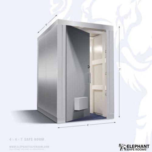 Tornado Safe Room and Storm Shelter