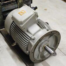 Loher Anga 280sg 04c 3 Phase Motor Hp100 75kw Rpm17851800 Used