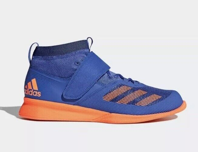Adidas Crazy Power RK Weightlifting shoes BB6360 Men's US 10.5 bluee NEW  175
