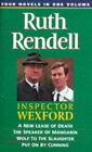 Ruth Rendell Omnibus:  New Lease of Death ,  Wolf to the Slaughter ,  Speaker of Mandarin by Ruth Rendell (Paperback, 1997)