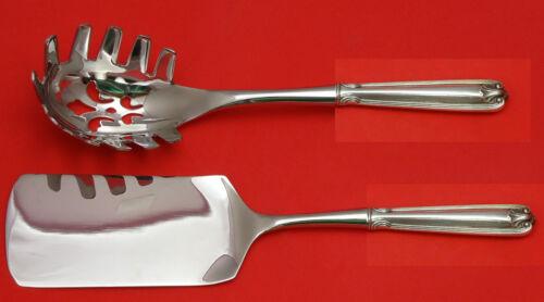 Benjamin Ben Franklin by Towle Sterling Silver Italian Pasta Set 2pc HHWS Custom