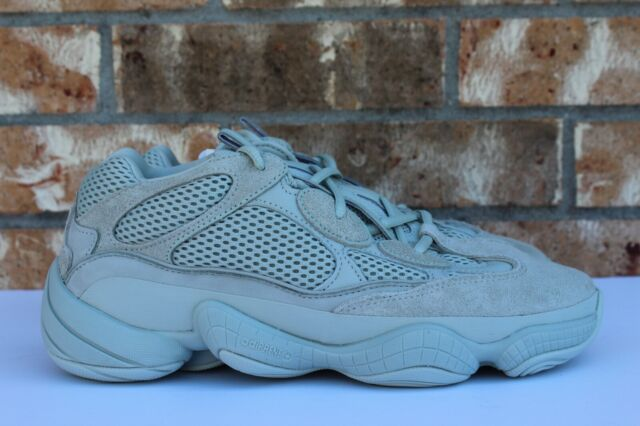 9f3bfd34a3989 Men s Adidas Originals Yeezy 500 Salt Desert Rat Kanye West Size 9 EE7287
