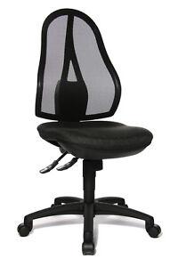 Bürostuhl Schreibtischstuhl Drehstuhl Topstar Open Point P anthrazit  B-Ware