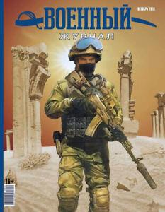 Russian-magazine-MILITARY-MAN-Voennyy-October-2018