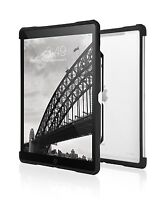 """Stm Dux Rugged Protective Case For Apple Ipad Pro 12.9"""" (2015) - Clear Black"""
