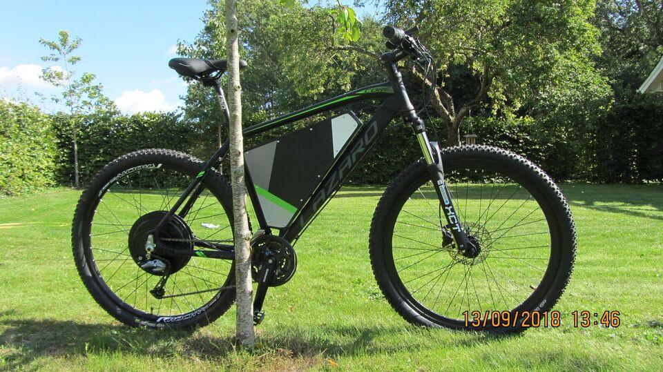 Elcykel, 24 gear
