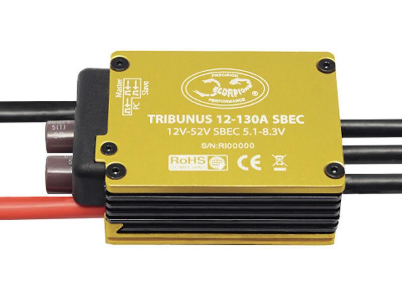 Tribunus_12_130   Scorpion Tribunus 12-130A ESC SBEC