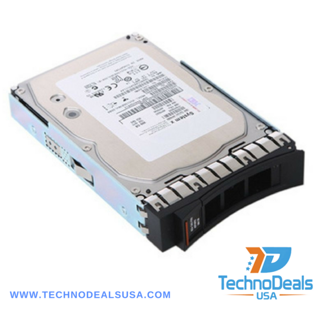 "IBM 2TB Internal 7200RPM 3.5"" 49Y1871 49Y1874 49Y1875 HDD"