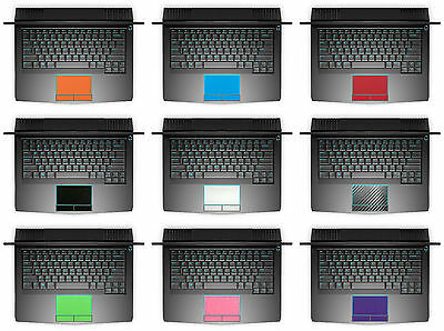 5-pack Touchpad protector decal sticker cover for Dell