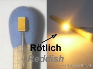 SMD-LED-0603-SUPER-GOLDEN-WHITE-ROTLICH-Microlitze-reddish-extra-warm-colour